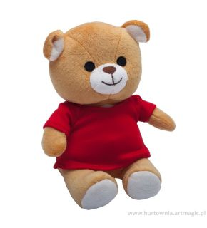 Maskotka Dressed Teddy - R73942